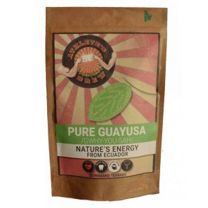 Guayusa Jumpo teabags -5g each