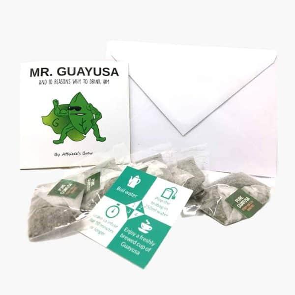 Free Guayusa Teabag Samples