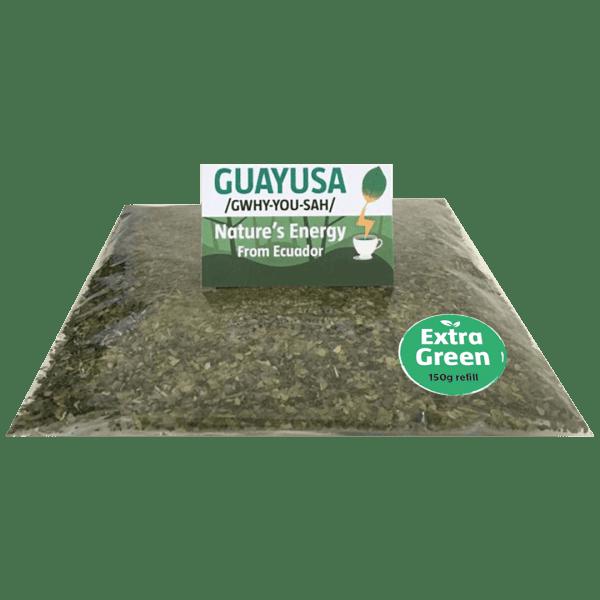 150g guayusa refill