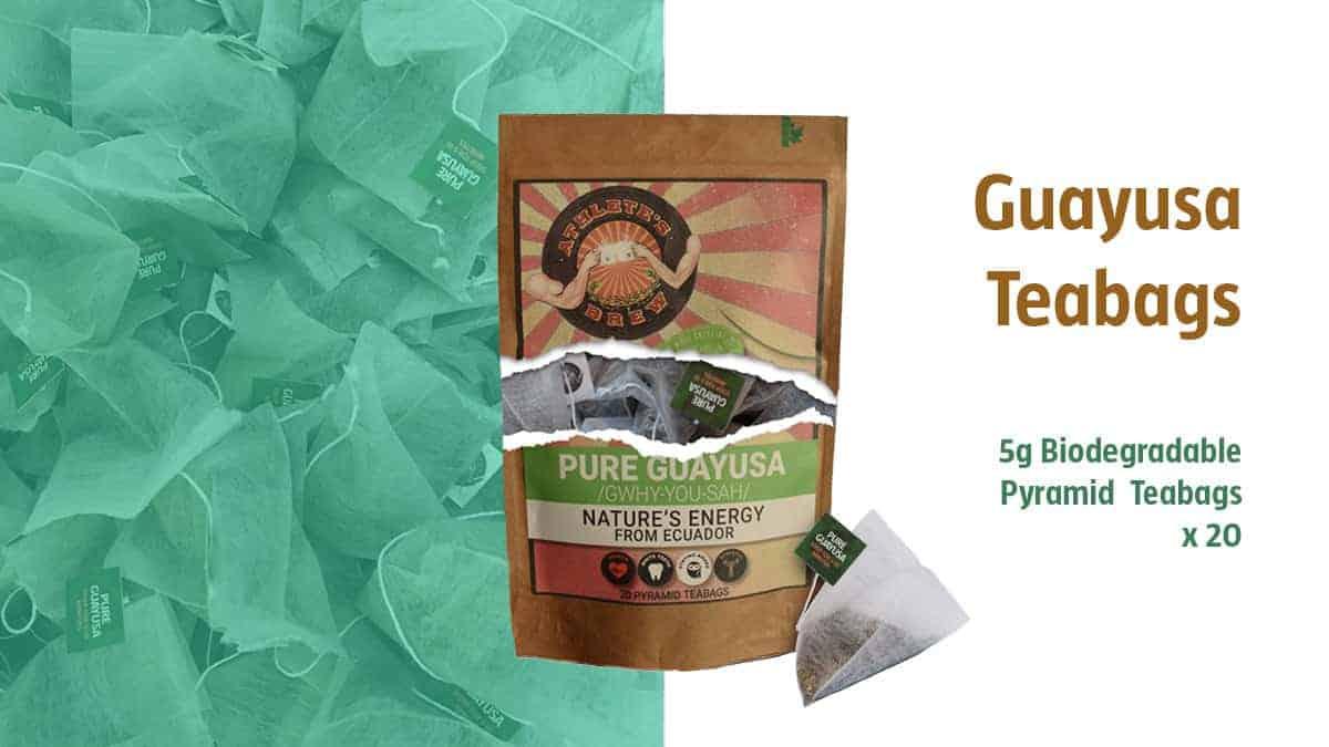 Guayusa teabags